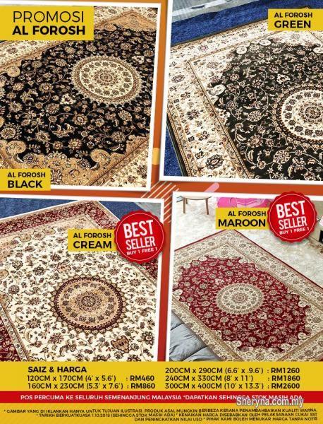 Business For Sale For Sale Rm460 In Klang Selangor Malaysia Promosi Karpet Eksklusif Al Forosh Unt Carpets For Kids Where To Buy Carpet How To Clean Carpet