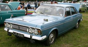 1966 1972 Ford Zodiac V6 Mk Iv Classic British Ford Cars For