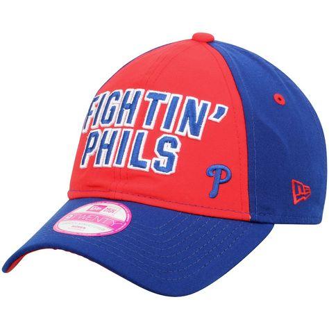 timeless design 412a1 e7c04 Women s Philadelphia Phillies PINK by Victoria s Secret Red Royal Cheeky  Team 9TWENTY Snapback Adjustable Hat, Sale   8.99 - You Save   9.00