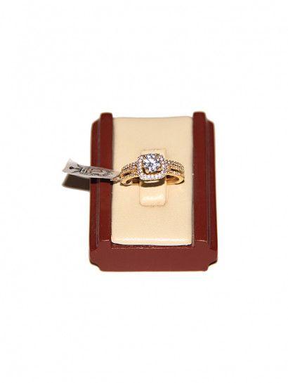 خاتم ذهب عيار 18 خاتم ذهب ايطالى عيار 18 به فص أبيض Engagement Rings Heart Ring Rings