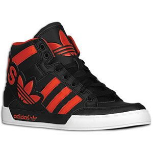 adidas Originals Hard Court Hi Big Logo Boys' Grade School