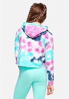 Girls' Hoodies & Sweatshirts - Sport Zip-Ups   Justice   Girls tshirts, Hoodie  girl, Girls pullovers