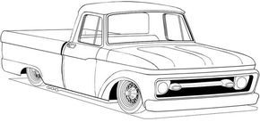 Old Ford Truck Coloring Pages Truck Coloring Pages Old Ford Truck Ford Truck