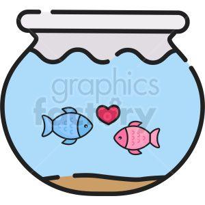 Fish Bowl Vector Icon Clip Art Bowl Vector Free Clip Art