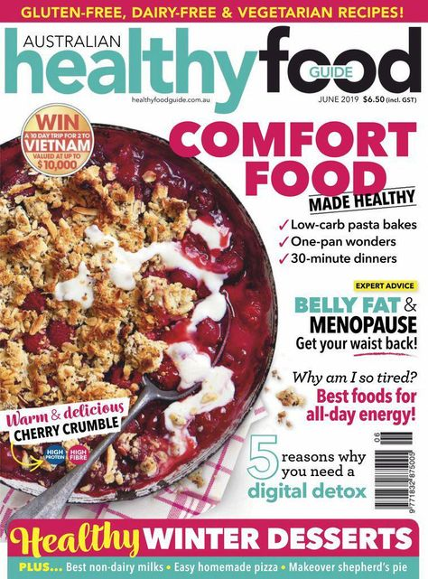 Download Pdf Australian Healthy Food Guide June 2019 For