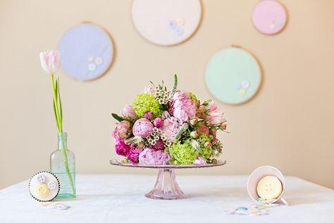 spring flowers & pastels