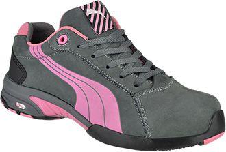 Women's Puma Steel Toe Work Shoe 642865