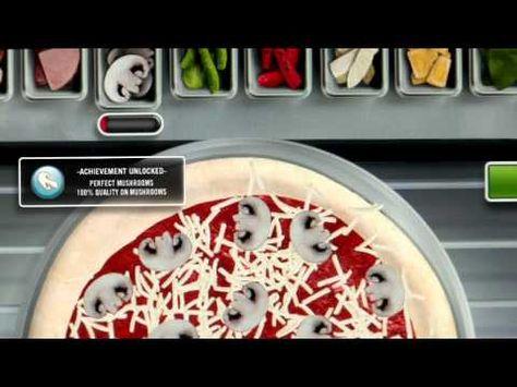 DOMINO'S VOUS INVITE À CRÉER LA PREMIÈRE SOCIAL PIZZA