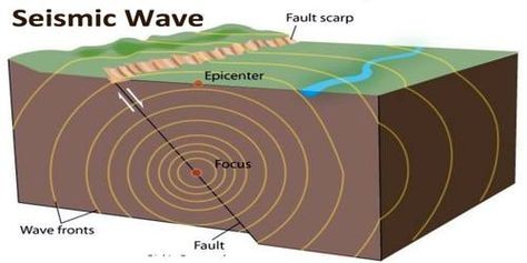 Seismic Wave Seismic Wave Seismic Waves