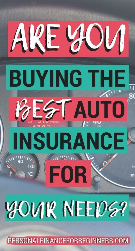 What You Need To Know Before Buying Auto Insurance Life
