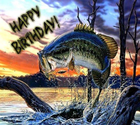 15 Funniest Happy Birthday Fishing Meme Images Fishing Memes Happy Birthday Fishing Fish