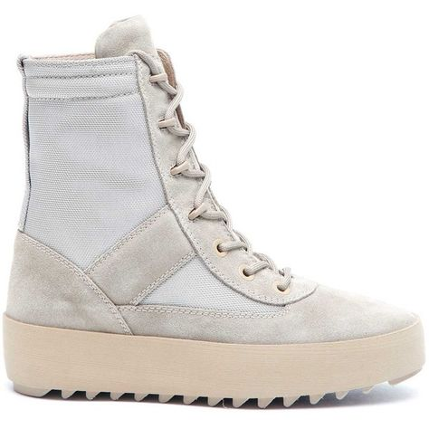 YEEZY 'Military' Boots (510 BRL