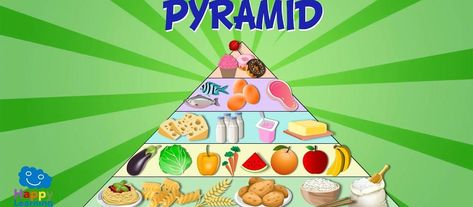 Why the healthy food pyramid had to go