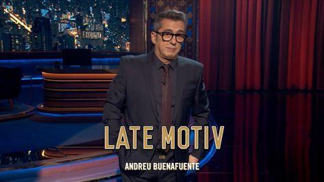 "LATE MOTIV - Monólogo de Andreu Buenafuente. ""La venda ya cayó"" | #LateM..."