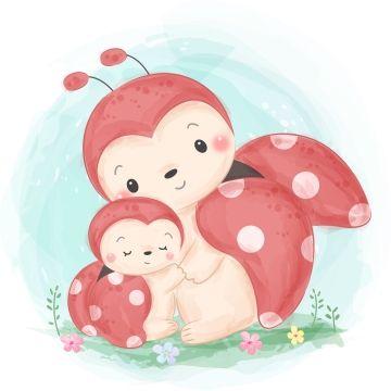 Adorable Animal Baby Shower Cartoon Personaje Nino Los Ninos Colorido Lindo En 2020 Dibujos De Animales Tiernos Dibujos Bonitos De Animales Dibujo Animales Infantiles