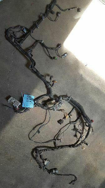 Chevy Trailblazer Wiring Harnes