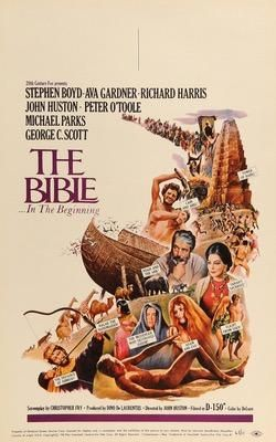 Bible In The Beginning 1966 In 2020 The Bible Movie Bible Bible Posters Read christ yahshua's words about the edomites (esau edom/joos) there. bible in the beginning 1966 in 2020