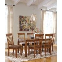 Brill Dining Set By Ashley At Crowley Furniture In Kansas City