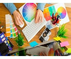 We Are Looking For A Creative Smart And Graphic Designer For Our Firm With Images Web Design Basics Graphic Design Course Freelance Web Design