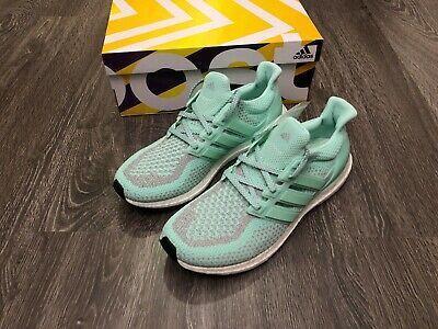 pretty nice d137f c4c03 eBay Sponsored) Adidas mi Ultra Boost Mint Green/White