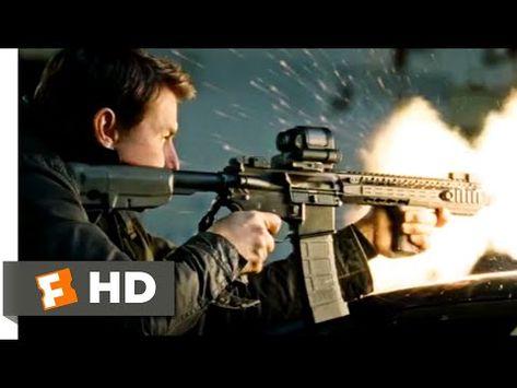 Jack Reacher Never Go Back 2016 Heavily Armed Rescue Scene 7 10 Movieclips Youtube