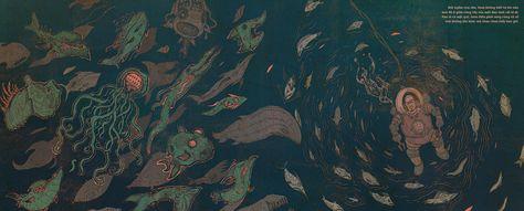 Unisex 04024080 styleBREAKER Destroyed Vintage Used Look Beanie M/ütze im Washed Batik Design Slouch Longbeanie