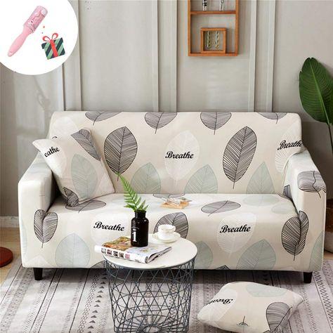Elastisch Sofa Uberwurfe Sofabezug Morbuy Ecksofa L Form Stretch