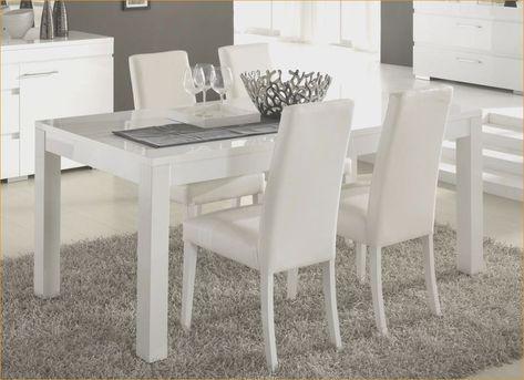 table salle a manger en verre conforama