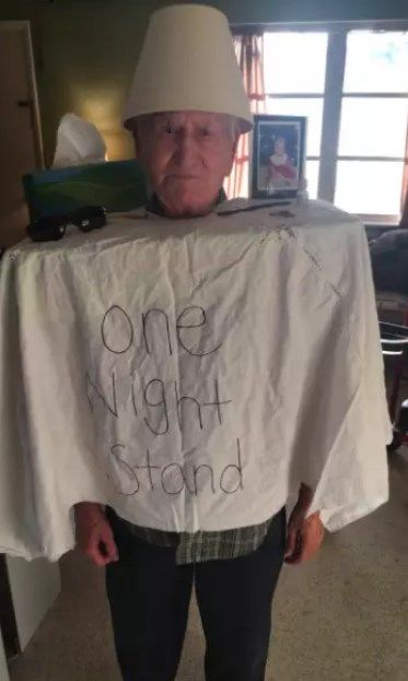 Halloween Costumes 2019 Adults.Grandmother Costume For Adults Halloween Costumes For Seniors In