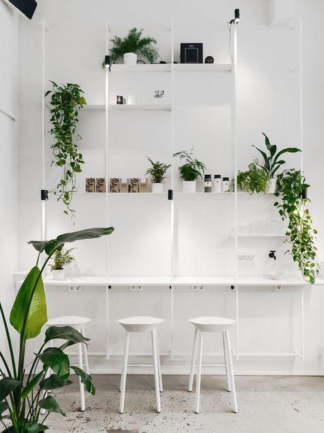10 Minimalist Modern Zoom Backgrounds For Virtual Meetings Design Milk Shop Interior Design Coffee Shops Interior Coffee Shop Interior Design White bedroom zoom background