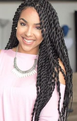 Most Amazing Twist Hairstyles For African American Women 35 Ideas To Be Inspired Twist Hairstyles Natural African American Hairstyles African Hairstyles
