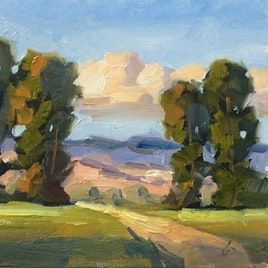 California Impressionist Oil Paintings By Tom Brown Original Art Painting By Tom Brown Dailypainters Com Art Original Art Painting Cityscape Art