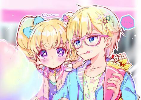 Yui and Shougo