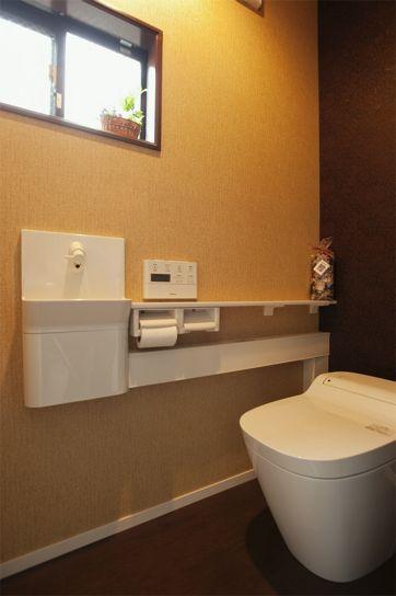 リフォーム リノベーションの事例 トイレ 施工事例no 190大家族でも