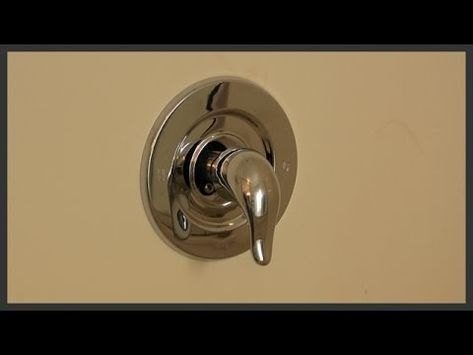 How To Remove Replace A Moen Shower Valve Cartridge Posi Temp