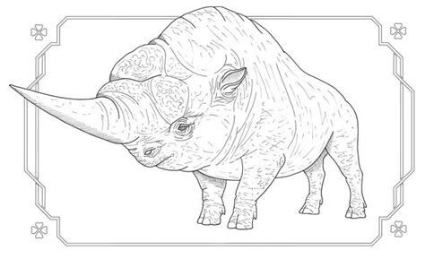 Image Result For Niffler Black And White Fantastic Beasts And Where Coloring Pages Fantastic Beasts