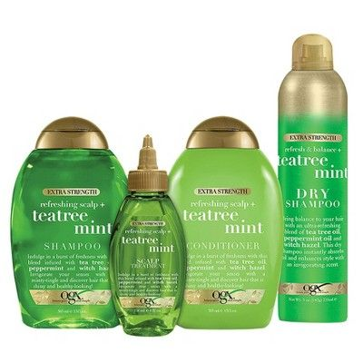 Ogx Refresh Full And Biotin Collagen Dry Shampoo 5oz Shampoo Ogx Hair Products Shampoo For Dry Scalp