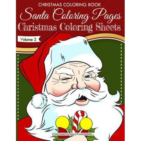 Christmas Coloring Book Volume 2