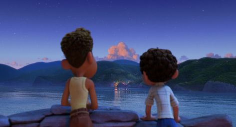 Exploring Friendship, Acceptance, and Overcoming Fear in Pixar's Luca