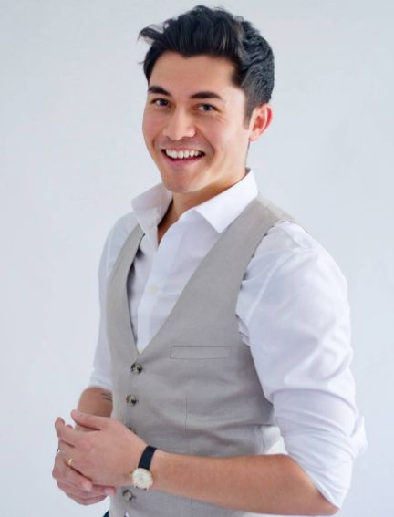 Henry Golding as Nick Young