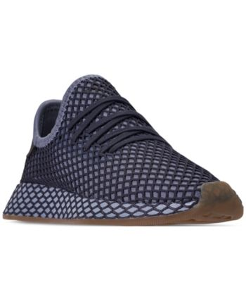 Boys' Deerupt Runner Casual Sneakers from Finish Line in
