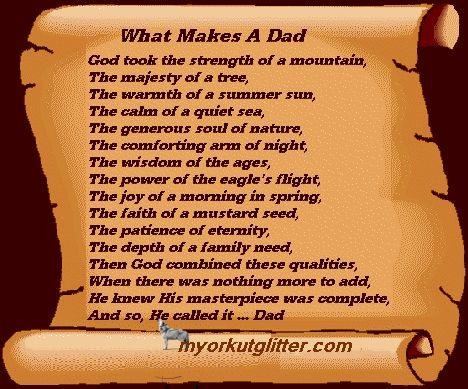 Father Day Poems Church 5