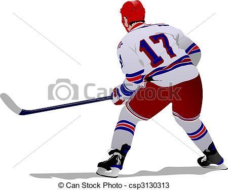 Image Result For Back Of Hockey Player Hockey Players Hockey Hockey Goalie