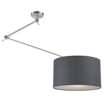 Hanglamp Tirza Grijs In De Beste Prijs Kwaliteitsverhouding Uitgebreid Assortiment Bij Gamma