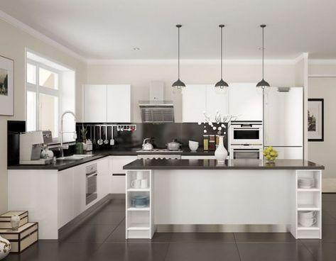 あなたが今見るべきである15の流行の白い台所設計 あなたが今見るべきである15の流行の白い台所設計それが大きい、小さい、または別の部屋に埋め込まれているかどうか、あなたはいつも台所に何があるか、そしてあなたがこの部屋でどのくらいの時間を費やすかを考慮する必要があります。既存のスペースをより有効に活用し、特定の欠点を補完または補完 #アイデア、アプライアンス、小さな、カウンタートップ、現代、Bac