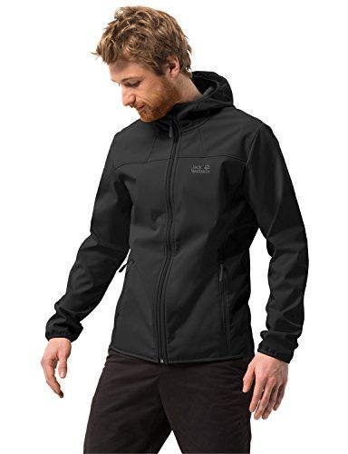Jack Wolfskin Northern Point Men S Softshell Jacket Jack Wolfskin Men S Coats And Jackets Soft Shell Jacket