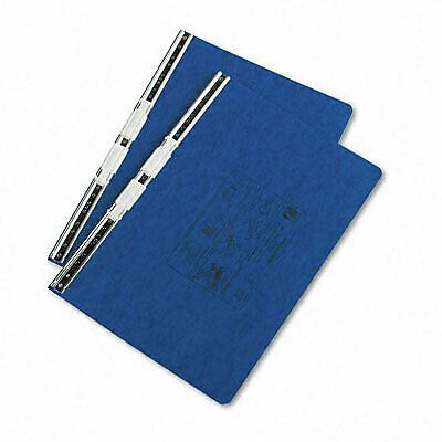 Acco 54043 Pressboard Hanging Data Binder 14 7 8 X 8 1 2 Unburst Sheets Dark B In 2020 Data Binders Blue Office Acrylic Coated