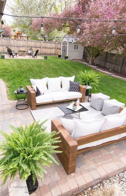 70 Trendy Wood Patio Furniture Cushions Cushions Furniture Patio Trendy Wood Cushio In 2020 Diy Backyard Patio Outdoor Furniture Australia Diy Outdoor Furniture