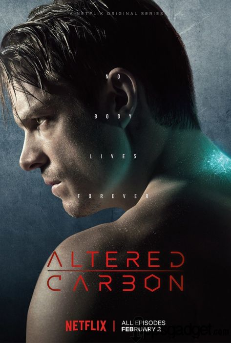 Netflix Documentary for Altered Carbon with Globe CEO Ernest Cu