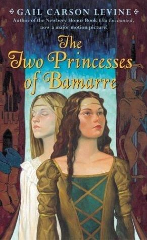 Pdf Epub The Two Princesses Of Bamarre The Two Princesses Of Bamarre 1 Pdf Two Princess Books For Teens Picture Book